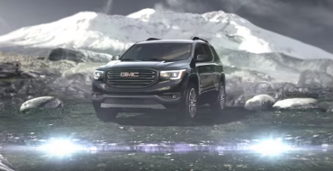 GMC's Creative New Video Showcases the 2017 Acadia's Design Changes