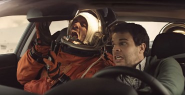 Daring Hyundai Elantra Saves Space Shuttle Crew in New Action-Packed Ad