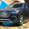 Hyundai Highlights at Chicago Auto Show Include 2017 Sante Fe Debut