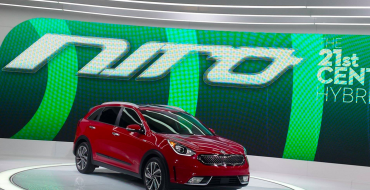 Kia Set to Show Off Niro Crossover SUV at Beijing Auto Show