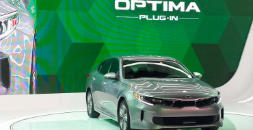 Kia Reveals First-Ever Plug-In Hybrid Optima at 2016 Chicago Auto Show