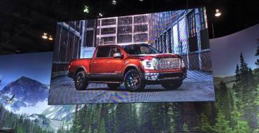Nissan Casually Reveals 2017 Nissan Titan
