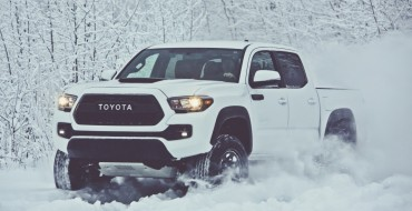 Toyota Reveals 2017 TRD Pro Tacoma at Chicago Auto Show