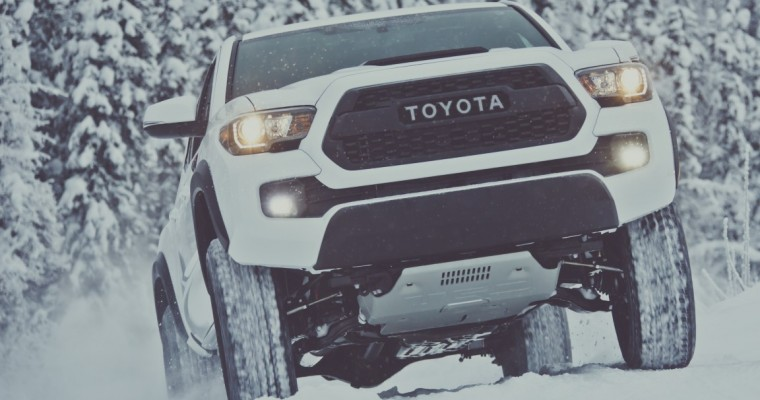 Toyota Tacoma TRD Pro Pricing Announced