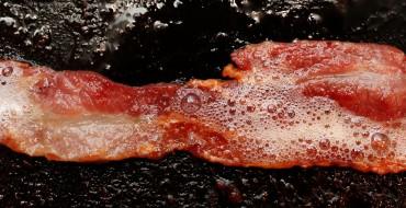 Crash Causes Furniture, Bacon Tragedy