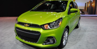 2017 Chevrolet Spark Overview