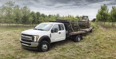 Ford Adds Chassis Cab Model to 2017 Super Duty Lineup