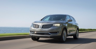 Lincoln Sales Fall in July; MKX, MKZ Make Significant Gains