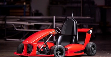 Check Out This Smartphone-Integrated Go-Kart That Runs on Electricity and Imagination