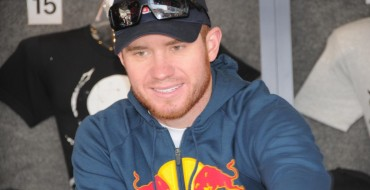 Brian Vickers Will Drive Tony Stewart's Chevy Racecar in the Daytona 500