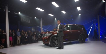 Nissan Armada Revived At Chicago Auto Show