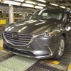 Mazda Begins Production of New CX-9