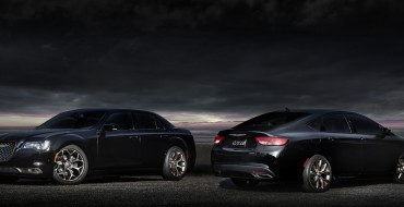 2016 Chrysler 200S and 300S Alloy Editions Set for Chicago Auto Show Debut