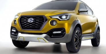 Delhi Welcomes New Datsun GO-cross Concept