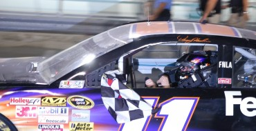 NASCAR Recap: Hamlin Wins Exhibition Race and Elliott Takes Daytona 500 Pole