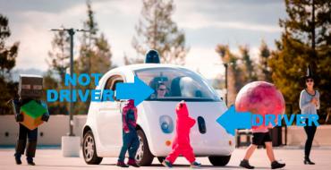 NHTSA Decides Google's Self-Driving Car Computer Counts as Driver