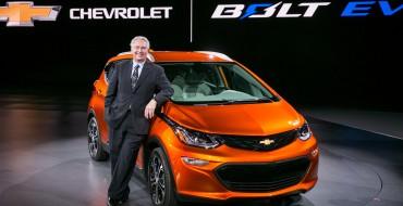 SAE Honors GM's Larry Nitz with Edward N. Cole Auto Engineering Award