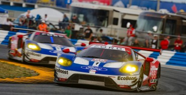 The Dirty Dozen: Ford Confirms 12 Drivers for Le Mans 24 Hours