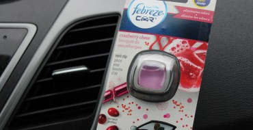 Febreze Car Vent Clip Review: A New Type of Air Freshener