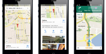 Google Maps Could Show You Where You Can Park Soon