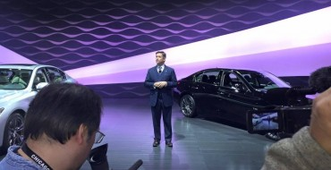 Infiniti's Tony Gardina Shows Off Infiniti Q50 In Chicago