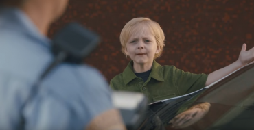 2016 Subaru Legacy Ad Puts Adorable Kid in the Driver Seat