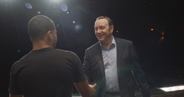 Kevin Spacey Does Something Nice, Just Like in That One Kevin Spacey Movie [VIDEO]