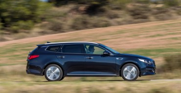 New Kia Optima Sportswagon Brings Sexy Back to Segment
