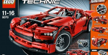 10 Best LEGO Sets for Car Lovers Young & Old