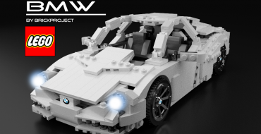 Help Make a BMW Lego Set a Reality