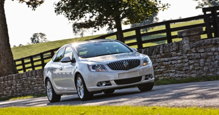 General Motors Canada Sales Jump 17 Percent in March