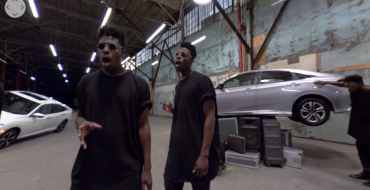Honda Promotes 2016 Civic with 360-Degree Moses Sumney Music Video