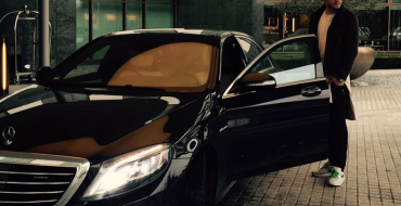 Former Arsenal Player Nicklas Bendtner Fined For Taking Picture With Mercedes-Benz