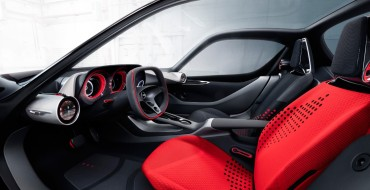 Get a Load of the Opel GT Concept's Incredible Interior