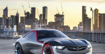 Opel is Apparently Considering Building a Production Version of its Weird GT Coupe