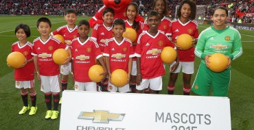 Chevy Announces Starting XI Contest for Young Manchester United Fans