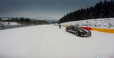 Snowboarding Gets Nissan GT-R Upgrade