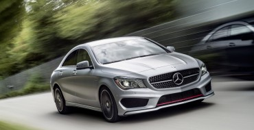 2016 Mercedes-Benz CLA Overview
