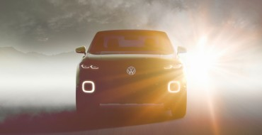 Volkswagen to Debut New Logo at the International Motor Show Germany
