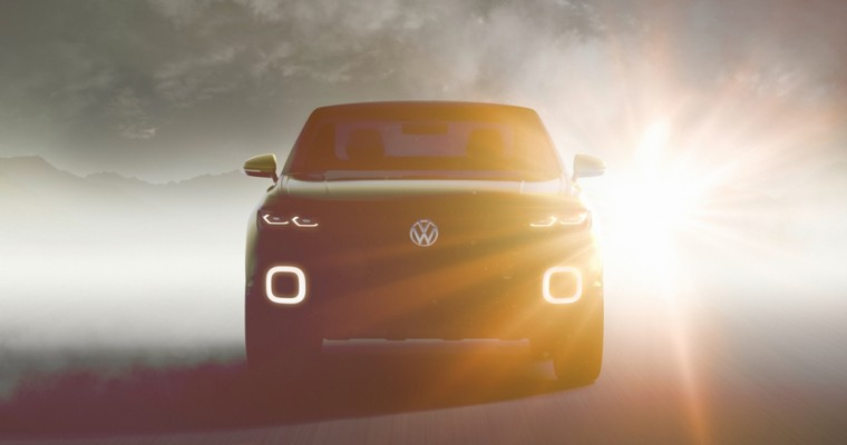Volkswagen Bringing New Concept to Geneva Motor Show