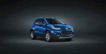 Chevrolet Presents the Redesigned 2017 Trax