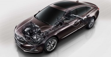 SAIC-GM Details New Buick LaCrosse's Engines, Chassis