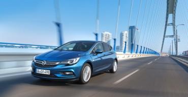 Opel Sales Hit Five-Year High Through Q3 2016