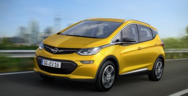 Report: Opel Ampera-e Will Be Built in United States