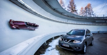 We Want To Ride In The Nissan Bobsleigh