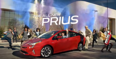 """Toyota Prius """"Heck on Wheels"""" Commercial Aims to Change Hybrid's Reputation"""