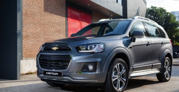 Chevy Equinox Replaces Chevy Captiva in Various Global Markets