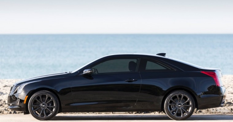 [Photos] Black Chrome Package Introduced for Cadillac ATS, CTS