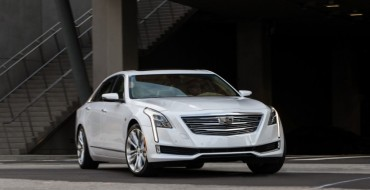 Cadillac Expects Global Sales to Rise with CT6, XT5 Launches