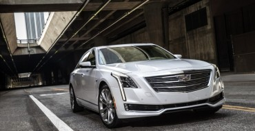 2017 Cadillac CT6 Plug-In Hybrid Will Have 37-Mile Electric Range, 449 Horsepower